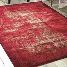 rose area rug red rugs innovative bungalow reviews pattern