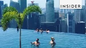 infinity pool singapore dangerous. World\u0027s Largest And Highest Infinity Pool Singapore Dangerous R