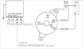ford external voltage regulator wiring diagram manual e books ford alternator regulator wiring wiring diagram79 ford alternator wiring all wiring diagramwiring diagram further 12 volt
