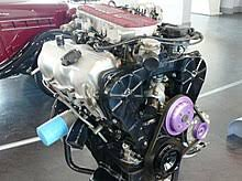 v6 engine s first mass produced v6 engine the nissan vg30e