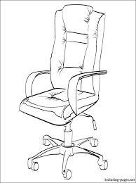 office chair drawing. Wonderful Chair 560x750 Office Chair Coloring Page Coloring Pages And Chair Drawing U