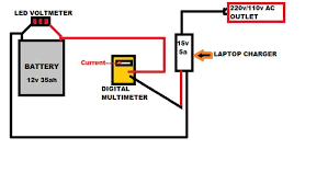 charge your car battery with laptop charger! 4 steps Laptop Charger Wiring Diagram Laptop Charger Wiring Diagram #37 wiring diagram for hp laptop charger