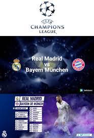 ยูฟ่า แชมเปี้ยนส์ ลีก 18-04-2017 เลค 2 : Real Madrid v Bayern :