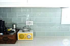 sea glass subway tile beach bathroom color tiles sand pelican house91 sea