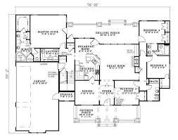 craftsman floor plans. Branhill Craftsman Style Home Plan D House Plans And More Modern Homes Ranch Floor I