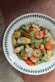 Sebelum pening kepala nak masak apa. Sayur Goreng Campur Untuk Hidangan Berbuka Puasa Azie Kitchen