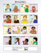 Baby Sign Language Chart Free Free Baby Sign Language Chart Mini Infant Signing Poster
