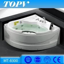 modern bathroom corner 13m jet whirlpool massage bathtub for mini indoor one person hot tub one person hot tub r7