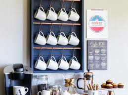 Coffee tray coffee icon editor food tray rss feed software food tray twitter tool the icons of your favorite applications (or documents) are placed into the system tray. How To Create The Best Home Coffee Bar Hgtv S Decorating Design Blog Hgtv