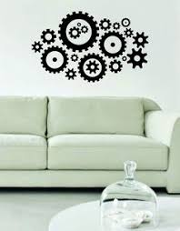 Small Picture Labyrinth Wall Decal Maze Vinyl Sticker Living Kids Room Wall Art
