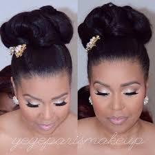 2016 wedding hairstyles for black women