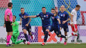 EURO 2020, Polonia-Slovacchia 1-2, pagelle: Skriniar MVP, Mak è una furia.  Krychowiak affossa la Polonia - Eurosport