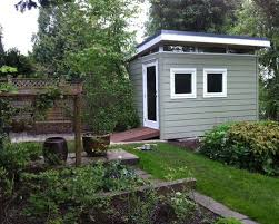 Small Picture Contemporary Weatherboard Garden Shed and Building Design Ideas