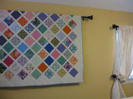 Millie's Quilting: Two Charm Square Quilts & Here is my