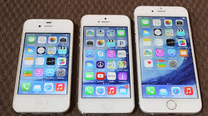 Iphone 4 Iphone 4s Comparison Chart Iphone 6 Size Vs Iphone 4s And Iphone 5 Plus New Exterior Features