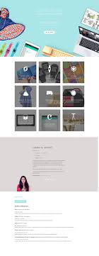 Student Portfolios 5 Great Design Portfolios From Students Who Are Hired By Google And