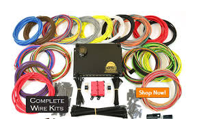 street rod wiring kits solidfonts in our garage installing a new wiring harness hemmings daily