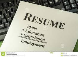 Resume Writing Clipart Clipartsgram Com