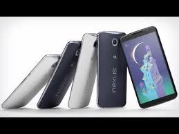 motorola nexus. google announces motorola nexus 6 - full specs and details m