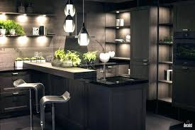 breakfast bar ideas against wall kitchen and striking design also remarkable cabinet