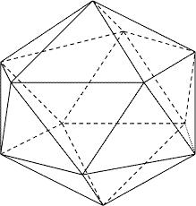 Реферат Правильные многогранники ru Получаем правильный двадцатигранник Этот многогранник называется правильным икосаэдром икосаэдр двадцатигранник