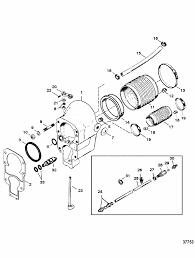 mercruiser alpha one (gen ii) 1996 1997 bell housing parts mercruiser outdrive wiring diagram Mercruiser Sterndrive Wiring Diagram #23