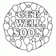 Get Well Soon Coloring Pages 7 Mapleton Nurseries