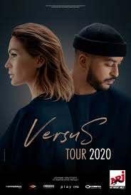 Vitaa & Slimane, «VersuS tour» SERA REPORTE en 2021 : Concert Pop a Dijon