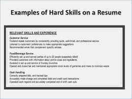 Hard Skills Examples On A Resume Leviedellolio Interesting Hard Skills To Put On A Resume
