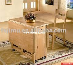 oak folding table and chairs indoor furniture contemporary with dining plan 17