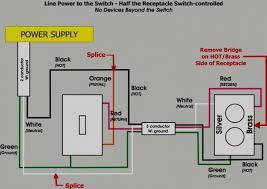 split receptacle wiring diagram wiring diagrams best home receptacle wiring diagrams daily electronical wiring diagram u2022 wiring a light switch and outlet split receptacle wiring diagram