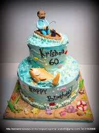 Download Fishing Birthday Cakes Adults Abc Birthday Cakes