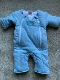 Merlin S Magic Sleepsuit Sizing Chart Details About Baby Merlins Magic Sleep Suit Blue Fleece Size Small 6 9 Months Merlin Infant
