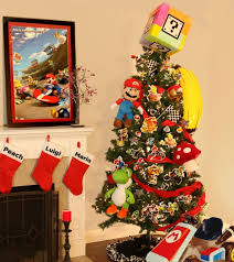 Mario Bros Christmas Tree  Holidays U003c3  Pinterest  Mario Bros Super Mario Christmas Tree