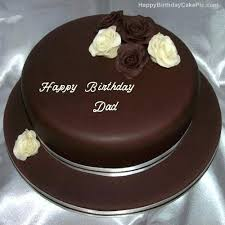 Birthday Cake Ideas For Dad Bakery Happy Birthday Cake For Dad 50th