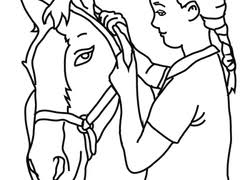 Horses are by the far one of the most supple animals that before you start downloading and printing our marvelous designs, here is a little fact as to why coloring is important. Horse Coloring Pages Printables Education Com