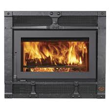 zero clearance wood burning fireplace for home interior design with firebuilder accessory