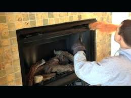 convert wood fireplace to gas cost ing burning stove