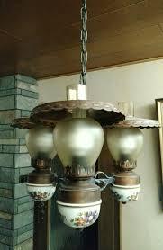 Deckenlampe Kronleuchter Vintage