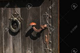 meval door lock photo open old door stock photo 81147732