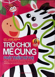 Sách Trò Chơi Mê Cung - Phát Triển Trí Tuệ (Dành Cho Trẻ 6 Tuổi) -  FAHASA.COM