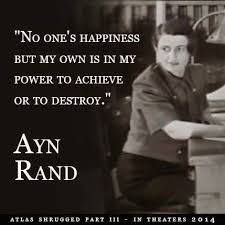 Ayn Rand Quotes Amazing 48 Best Ayn Rand Images On Pinterest Ayn Rand Quotes Qoutes And