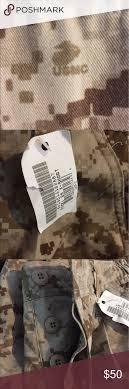 Petite Usmc Marpat Desert Digital Camos Pants Xs Authentic
