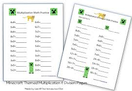 Dragon-Themed Math Pages – Beginning Multiplication, Addition ...