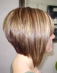 short blonde stacked bob hairstyle for 2017