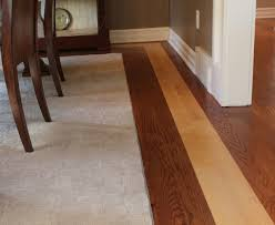 flooring for dining room. dining room floor with contrasting border flooring for