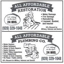 all affordable plumbing plumbing 2470 s 2nd ave yuma az