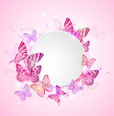 pink background designs. Delighful Background Pink Background With Butterfly  Animals Characters In Designs A