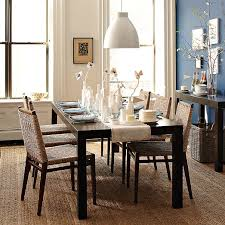 Dining Room West Elm Parsons Dining Table On Dining Room In Parsons  Expandable Table 4 West