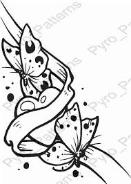 Butterfly Patterns Printable Interesting Inspiration Ideas